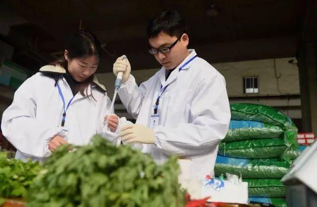 食品安全检测仪器实验室方案