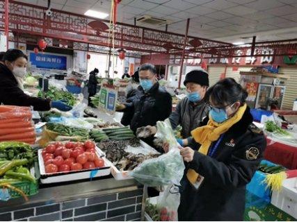 农贸市场、商超快检实验室建设